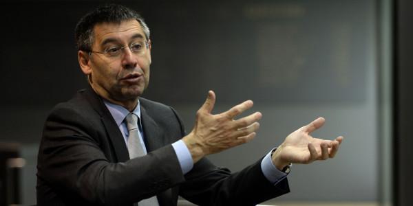 Presiden Barca: Ini Tahun Bersejarah Buat Kami