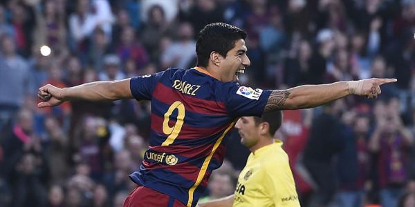 Sanchez: Suarez Sulit Sekali untuk DihentikanSanchez: Suarez Sulit Sekali untuk Dihentikan