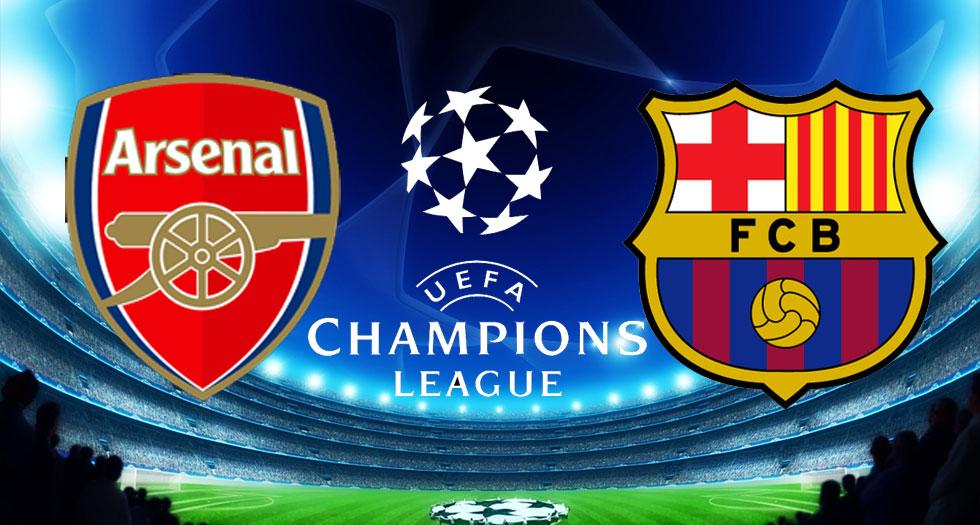Prediksi Arsenal Vs Barcelona