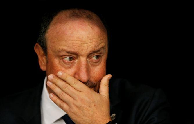 Ini Dia Alasan Pihak Madrid Pecat Benitez