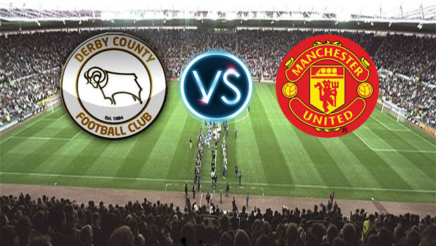 Prediksi Bola Derby County vs Manchester United