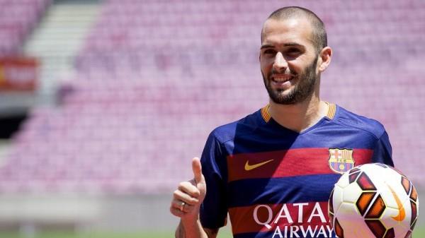 Aleix Vidal Bertekad Untuk Membantu Barcelona Untuk Mengukir Sejarah