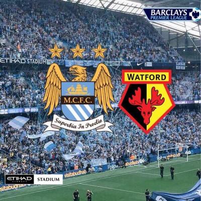 Prediksi Watford VS Manchester City