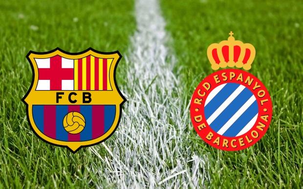 ini Susunan Pemain Barcelona vs Espanyol