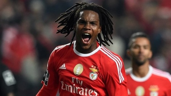 Mancester United Mengincar Renato Sanches
