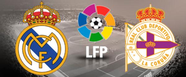 Prediksi Bola Real Madrid Vs D. La Coruna