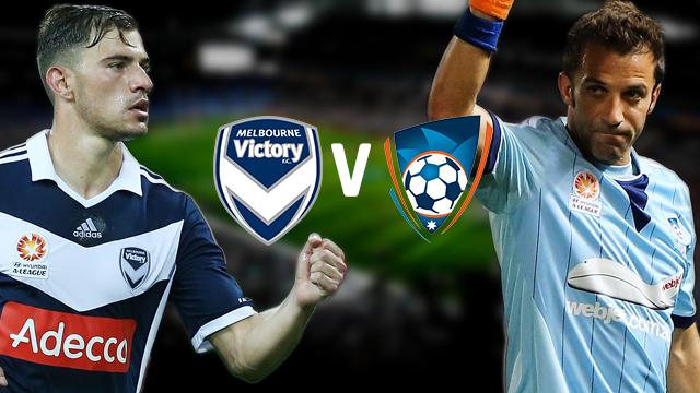 Prediksi Melbourne Victory vs Sydney FC