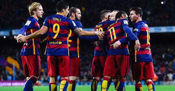 Barcelona Jadi Klub Terbaik 2015 Versi IFFHS Setelah Mengungguli Juve Dan Napoli
