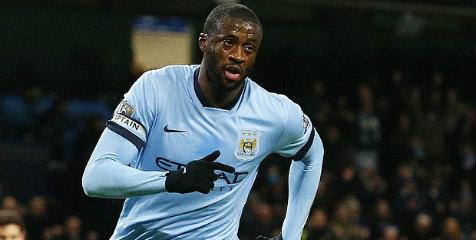 Yaya Toure Galau Karena Pep Guardiola Melatih City