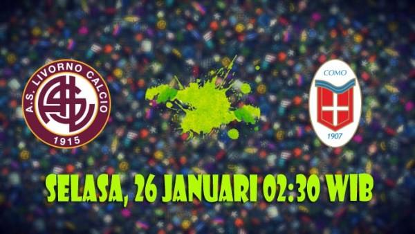 Prediksi Livorno vs Como