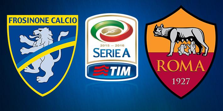 Prediksi Roma vs Frosinone