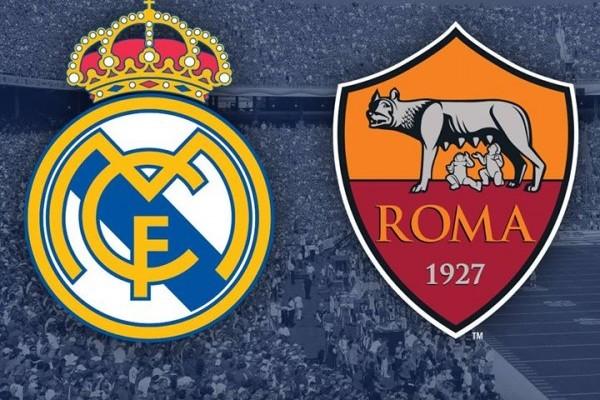 Prediksi Bola As Roma Vs Real Madrid