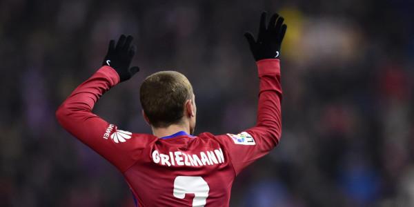 Antoine Griezmann Tolak Tawaran PSG