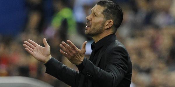 Dikalahkan Barcelona, Simeone Puji Skuat Atletico Madrid
