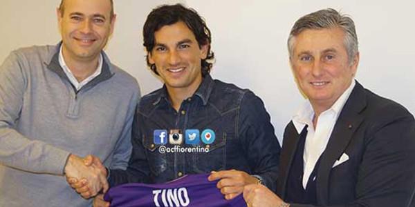 Fiorentina Resmi Rekrut Tino Costa
