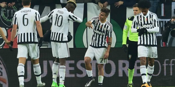 Gol Dybala, Juventus Taklukan As Roma
