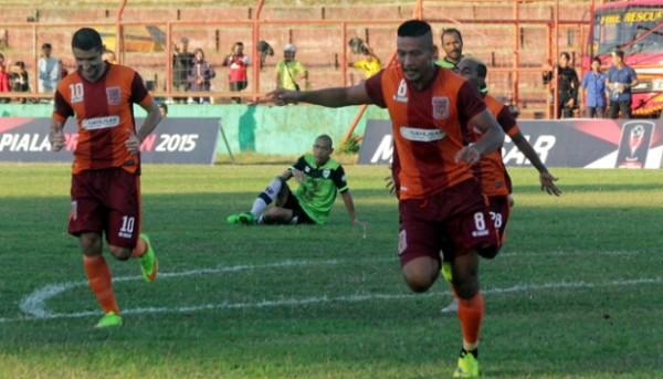 Hengkang dari PBFC, Dzumafo Siap Jajaki Liga di Malaysia