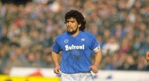 Ini Nazar Diego Maradona, Jika Napoli Raih Scudetto
