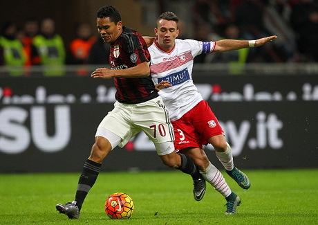 Kalahkan Carpi, Milan Lolos ke Semifinal