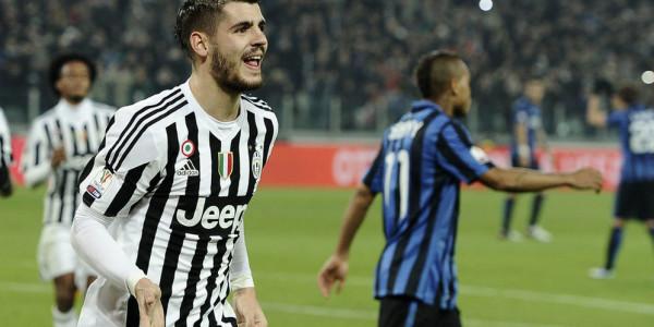 Lawan Verona, Allegri Isyaratkan Morata Starter