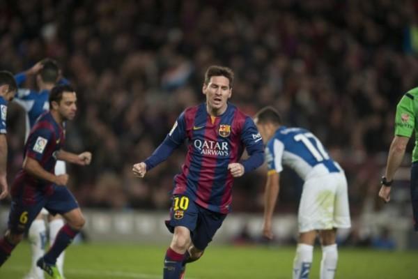 Lionel Messi, Raja Penguasa Free Kick La Liga Musim Ini
