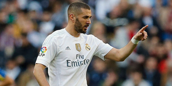 Madrid Terus Support Benzema