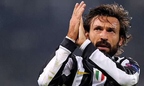 Menurut Pirlo, Juventus Tetap Nomor Satu