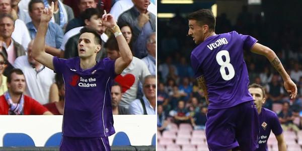 Napoli Harus Sediakan 40 Juta Euro Untuk Duo Fiorentina