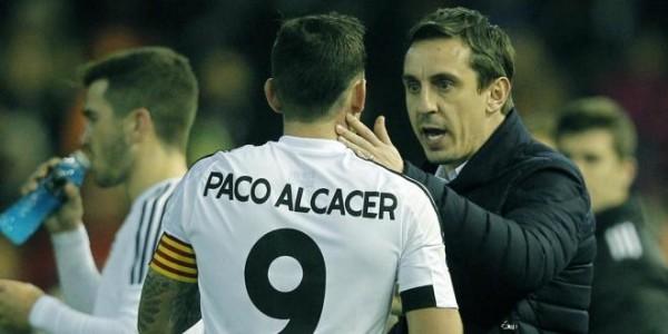 Performa Menurun, Neville Ganti Kapten Valencia
