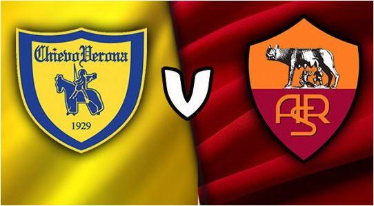 Prediksi Chievo Verona vs AS Roma