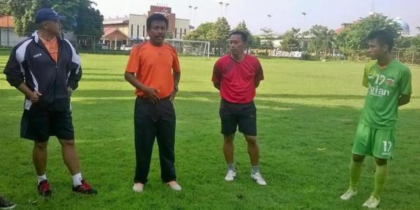 Susunan Tim Pelatih Surabaya United Berubah Komposisi