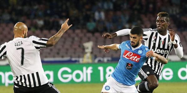 Allegri : Napoli Bisa Bantu Juventus Juara