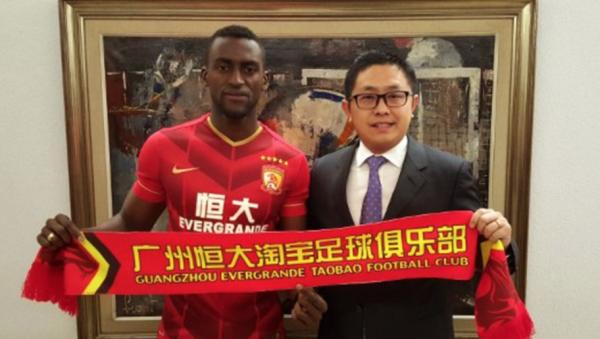 Jackson Martinez Pecahkan Rekor Liga China Setelah Dijual Ke Guangzhou Evergrande