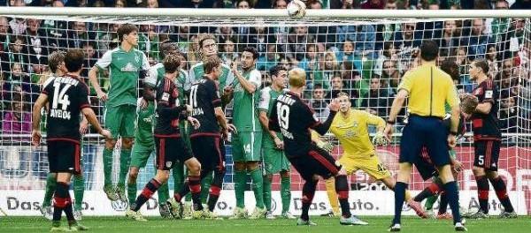 Prediksi Bayer Leverkusen vs Werder Bremen