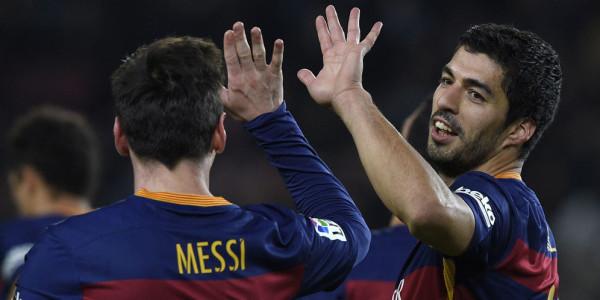 Carragher: Suarez Bisa Cetak 50 Gol di Barca