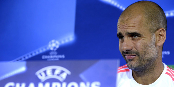 Guardiola Janji Tak Ambil Bintang Barcelona
