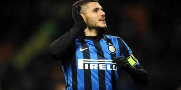 Icardi Cetak 50 Gol di Serie A