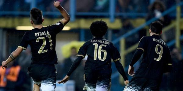 Juventus Catatkan Kemenangan ke-14 Beruntun