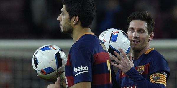 Messi Cetak Hat-trick Ketiga di Copa del Rey
