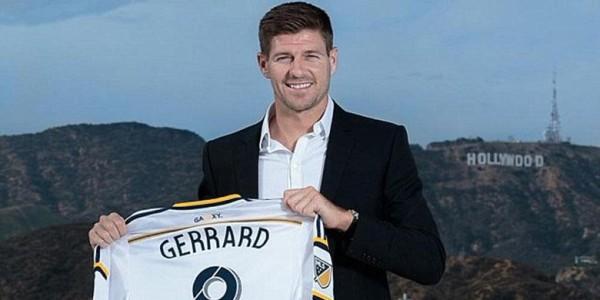 Berkat Saran Beckham Gerrard Pilih LA Galaxy