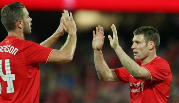 Liverpool Berhasil Atasi Adelaide United