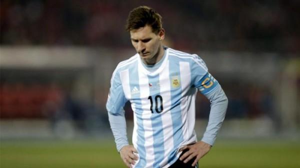 Messi Tak Ikut Serta Argentina Lawan Meksiko
