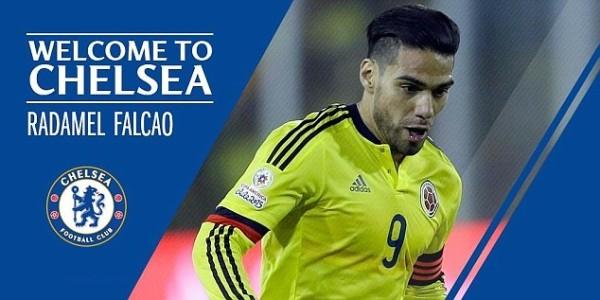 Mourinho Yakin Falcao Akan Penting dan Berguna di Chelsea