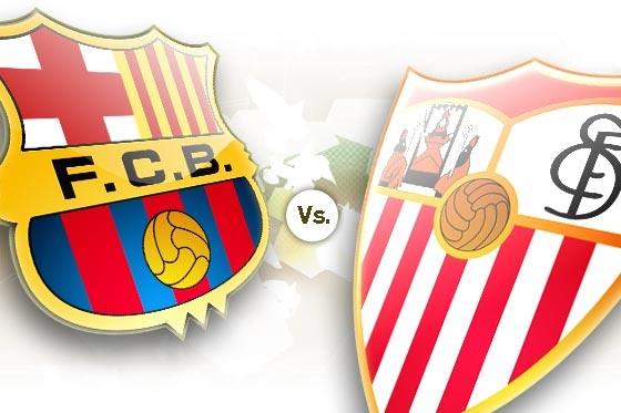 Piala Super UEFA Barcelona Versus Sevilla Dipimpin William Collum