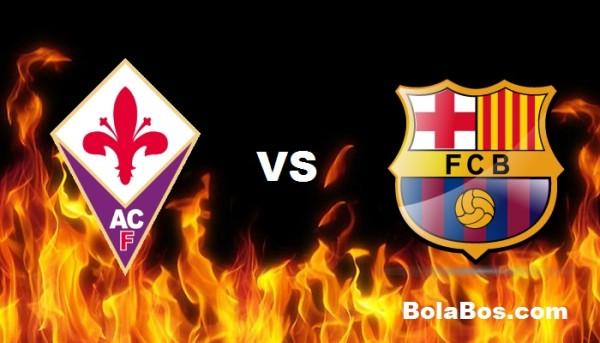 Prediksi ICC 2015 Fiorentina vs Barcelona 3 Agustus 2015