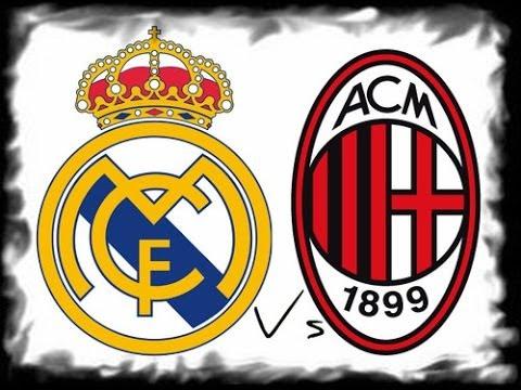 Prediksi Laga Real Madrid vs AC Milan di ICC 30 Juli 2015