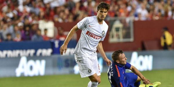 Agen: Marco Andreolli Masuk Dalam Daftar Jual Inter