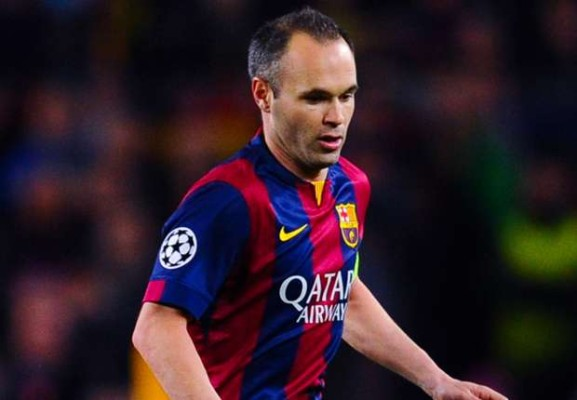 Andres Iniesta Ingin Tim Segera Move On