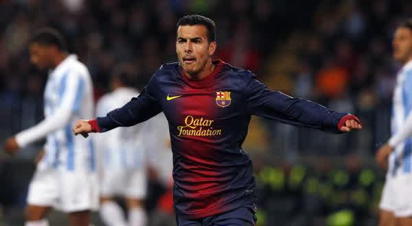 Barcelona Raih Treble, Namun Musim yang Buruk untuk Pedro