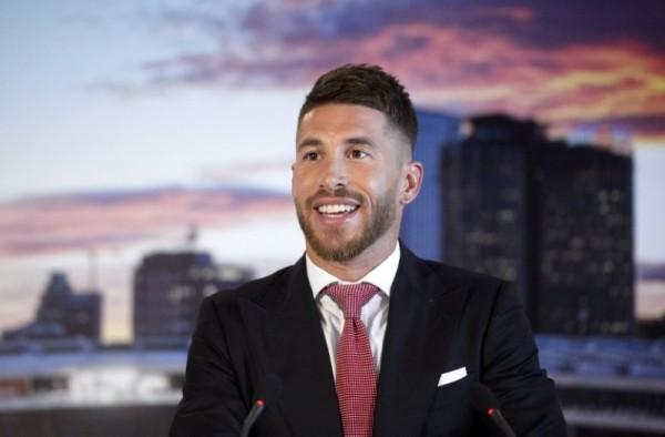 Hidup Ramos Cuma untuk Madrid